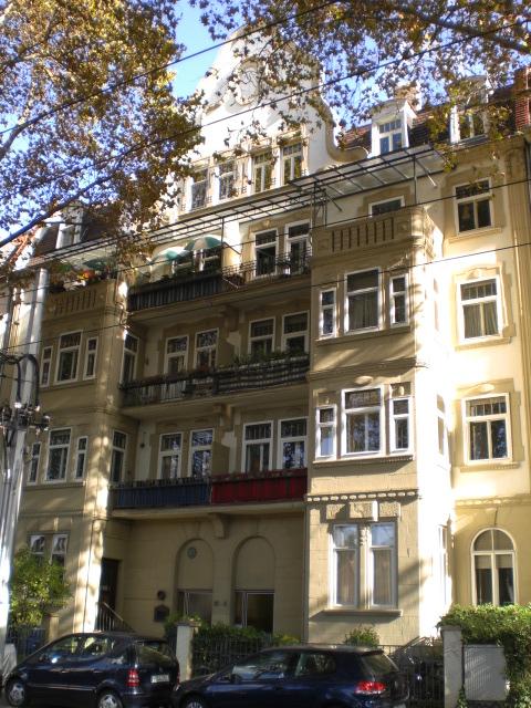 Verkauft – 2 Jugendstil MFH mit Denkmalschutz in exponierter Wohnlage in HD-Neuenheim