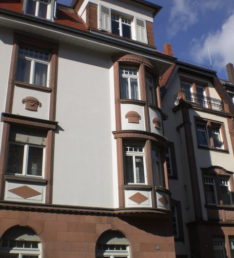 Verkauft – Mehrfamilienhaus im Ludwigshafener Wittelsbachviertel