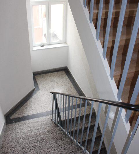 Hochwertige 2 ZKB-Eigentumswohnung in kernsaniertem Mehrfamilienhaus